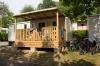 Mobilheime im Camping Cisano in Bardolino am Gardasee