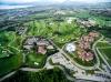 Golfplatz und Resort